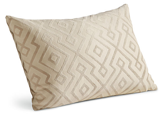 Woodhall 20w 13h Throw Pillow White