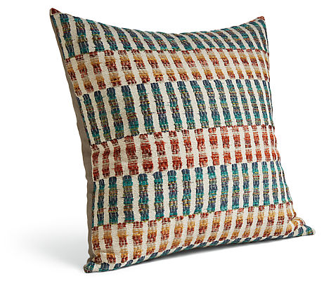 Evolve 22w 22h Throw Pillow