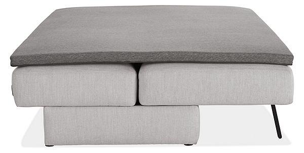 Bruno Convertible Sleeper Sofa Modern