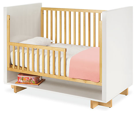 Moda Crib to Toddler Bed Conversion Rail