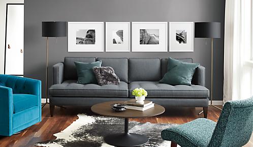 Profile Set of Four Frames