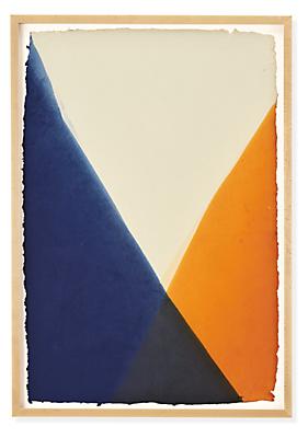 John Robshaw, Dip Dye #1, 2018, Limited Edition