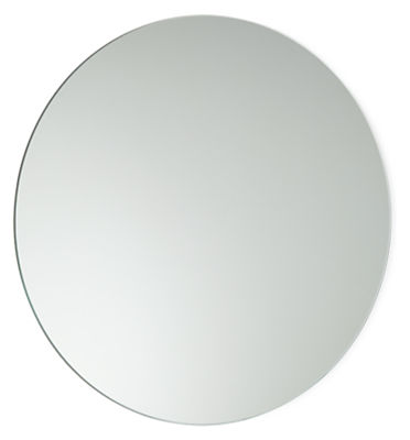 Focus Frameless Round Mirrors Modern Mirrors Modern Office Furniture Room Board
