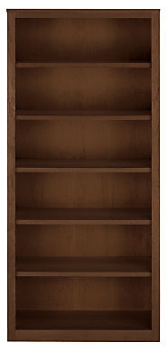 Woodwind 32w 17d 72h Bookcase