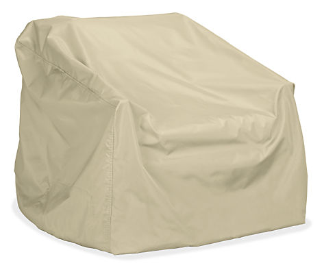 Outdoor Cover for Extra-Large Lounge Chair