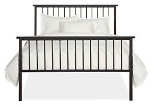 Mackintosh Queen High Footboard Tall Bed