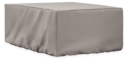 Outdoor Cover for Table/Ottoman 37 diam 13h with Drawstring