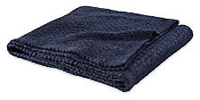 Cria Throw in Navy