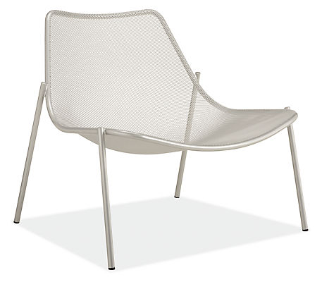 Soleil Outdoor Lounge Chair - Modern Outdoor Chairs & Chaises ...
