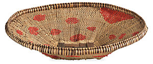 Plateau Medium Basket