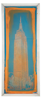 Empire State Building Screen Art