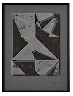 Studio on Fire, Origami Crane, 2018, Silver, Limited Edition