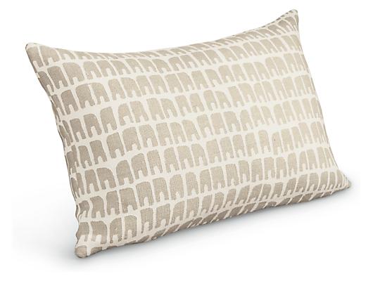 Row 20w 13h Throw Pillow