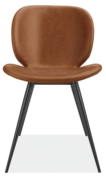 Swell Gwen Synthetic Leather Chair Squirreltailoven Fun Painted Chair Ideas Images Squirreltailovenorg