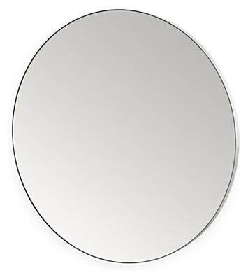 Infinity 46 diam 2d Round Mirror