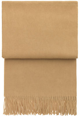 Horizon Solid Throw Blanket