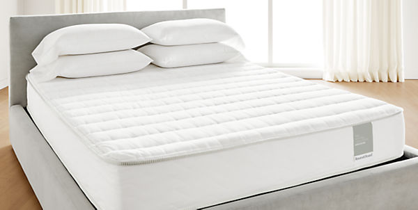 R&B Natural Latex Foam Mattress - Medium