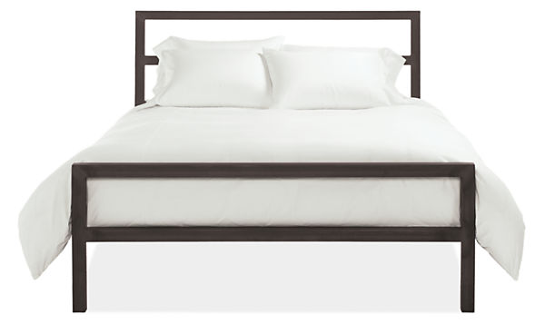 Parsons Queen Bed