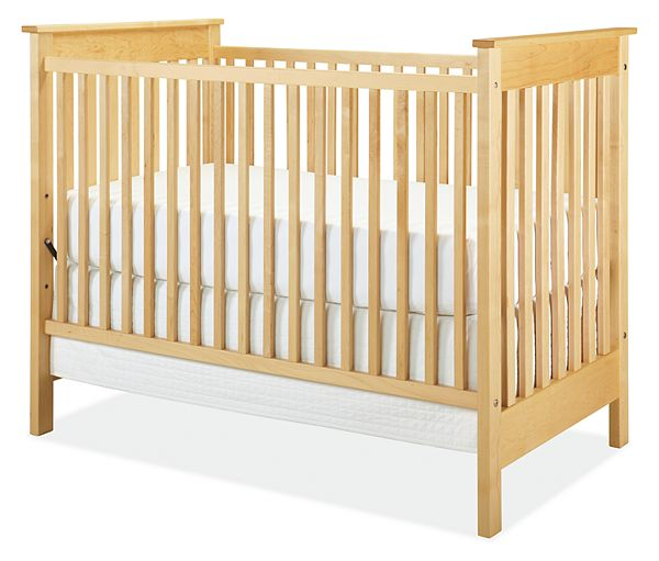 Nest Crib In Maple