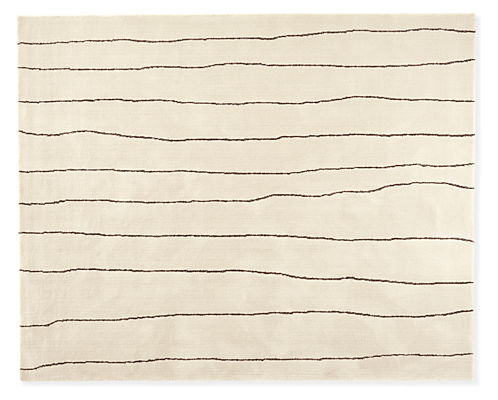 channel modern rug - modern patterned rugs - modern entryway