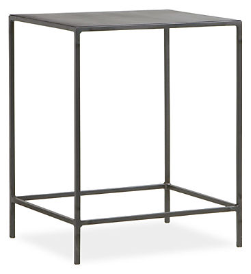 Slim 20w 16d 24h End Table