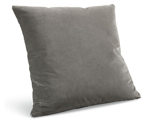 Velvet 24w 24h Throw Pillow