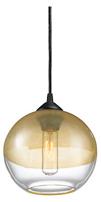 Luster Globe Pendant