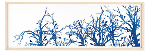 Ayomi Yoshida, Still in Bud, 2016, Limited Edition Woodblock Print