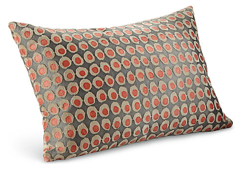 Dot 20w 13h Throw Pillow