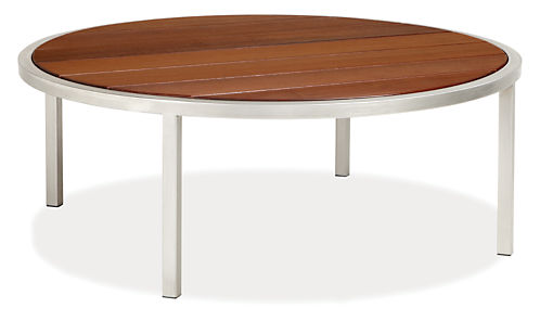 Montego 36 diam 13h Round Coffee Table