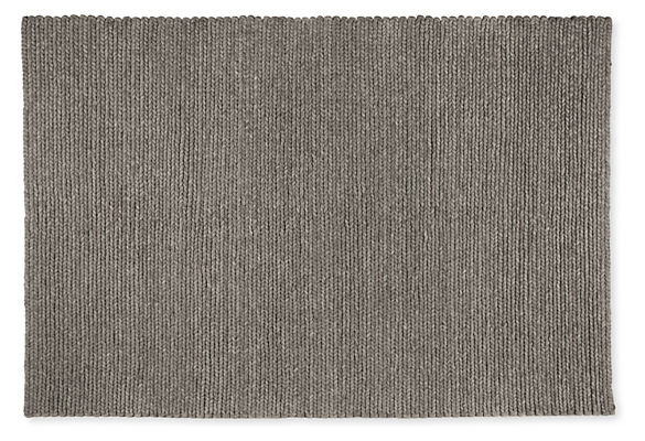 "Cable 6'7""x9'10"" Rug"