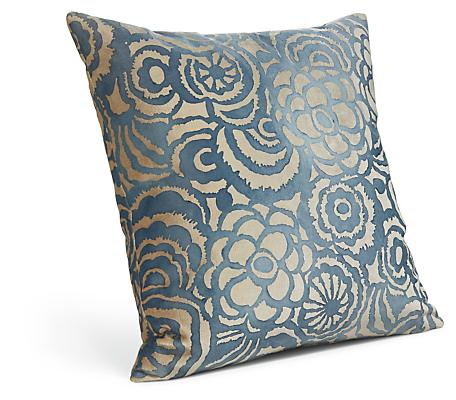 Makena 22w 22h Throw Pillow