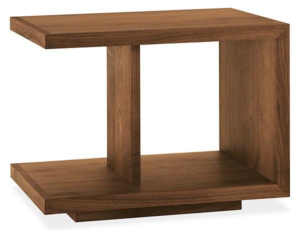 Graham End Table Modern Tables