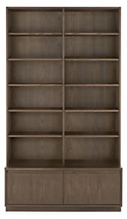 Keaton 45w 18d 80h Bookcase