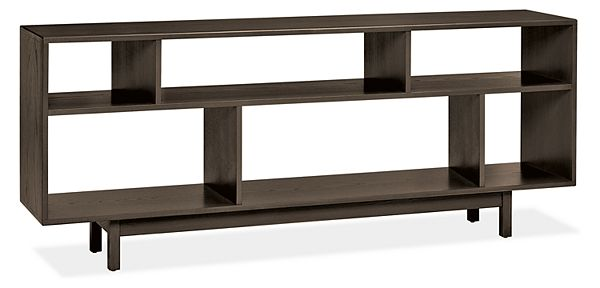 Dahl Console Bookcases Modern
