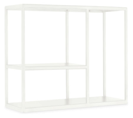 Foshay 24w 20h Three-Shelf Wall Unit