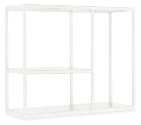 Foshay 24w 20h Three-Shelf Wall Unit