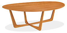 Dunn 47w 33d 15h Cocktail Table in Cherry