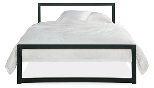piper queen bed - Queen Bedroom Frames