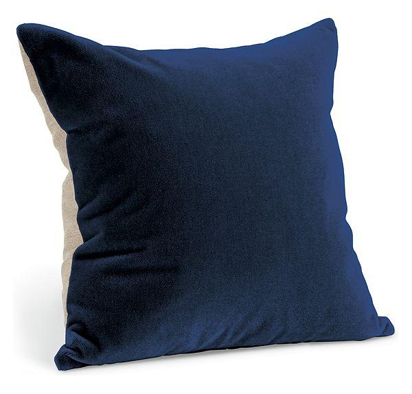 Blue Modern Throw Pillows