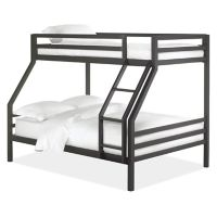 Fort Kids Steel Duo Bunk Bed Modern Bunks Amp Lofts
