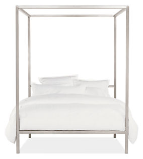 Portica Queen Canopy Bed