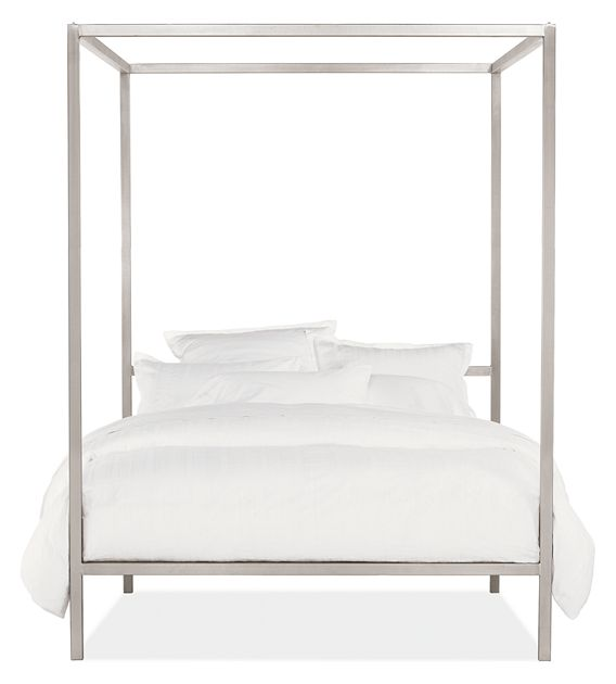 Portica Canopy Bed