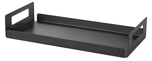 Bend 14w 7d 2.5h Tray with Handles