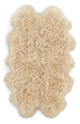 Sheepskin 4'x6' Rug