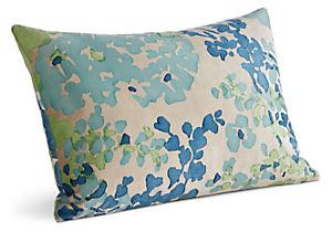 Fleur 20w 13h Throw Pillow