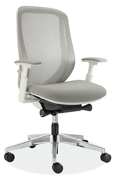 Astounding Sylphy Office Chairs In White Caraccident5 Cool Chair Designs And Ideas Caraccident5Info
