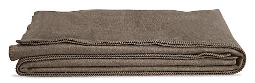 Washable Wool Full/Queen Blanket