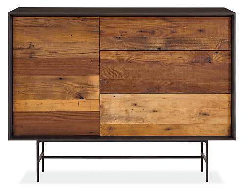 McKean 48w 18d 36h Reclaimed Wood Storage Cabinet
