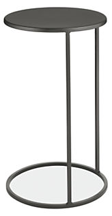 Slim 15 diam 25h Round C-Shaped Table